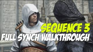 Assassin's Creed_ Revelations - Full Synch Walkthrough - Sequence 3