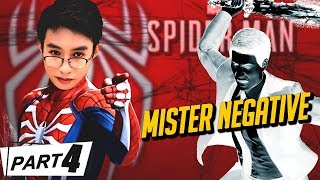 Bom tấn Người nhện 2018 | Mr. Negative lộ diện? - Marvel's Spiderman Full Gameplay Part 4