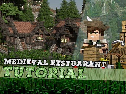 Minecraft Tutorial Building a