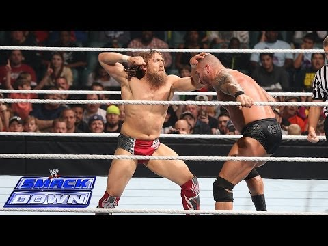 Daniel Bryan vs. Randy Orton: SmackDown, Dec. 6, 2013