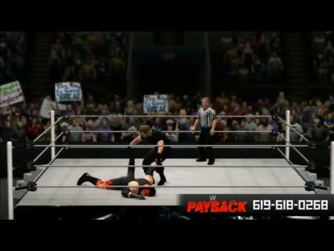 WWE Payback 2013 - FULL Results and Highlights Livestream!