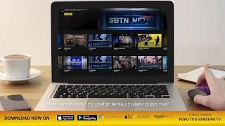 Tải ngay SBTN Online TV App tại www.sbtnonline.tv