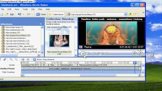 how to make an amv using windows movie maker