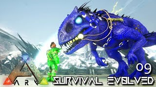 ARK: SURVIVAL EVOLVED - INDOMINUS REX LIGHTNING ELEMENTAL !!! | ARK EXTINCTION ETERNAL E09