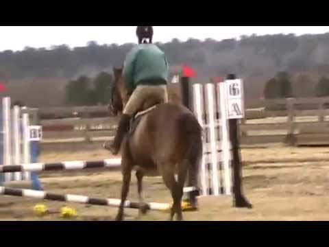 Jumping Lesson with Sal