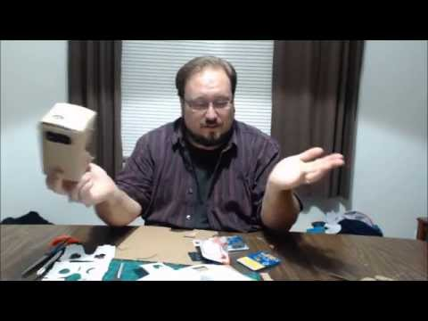 Building Google Cardboard from Scratch