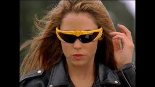 Power Rangers Jungle Fury - Bad to the Bone - Yellow Ranger vs Porcupongo (Episode 15)
