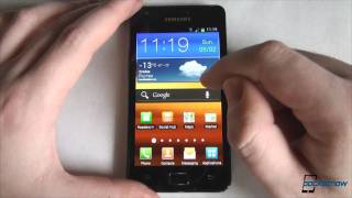 Samsung Galaxy S II Running Leaked Official Ice Cream Sandwich ROM