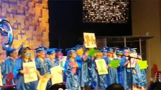 Kids R kids VPK graduation 2018/2019 Clermont, fl