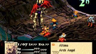 Final Fantasy Tactics ~ End Boss (No Orlandu)
