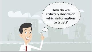 Internet Safety: How do you trust information found online?