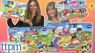 The Playdate | Disney Go! Go! Smart Wheels from VTech