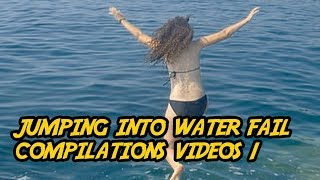 Flip into Water Fail Compilations Videos 1 | FAD