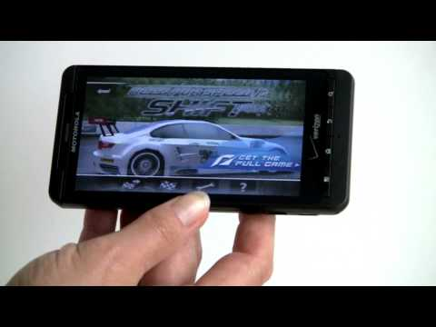 Motorola Droid X2 Review