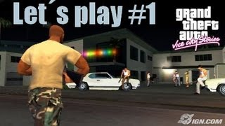 LP GTA: Vice City Stories part 1 PSP cz