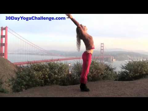 Sun Salutations video