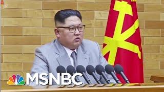 US Officials Wary As President Donald Trump Praises North Korea | The Last Word | MSNBC