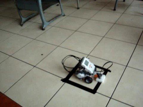 Prueba Robot Lego (calculo De Vuelta)
