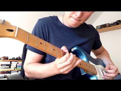 Jimi Hendrix - Little Wing Fender Stratocaster