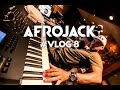 SNEAK PREVIEW NEW AFROJACK MUSIC   AFROVLOG #8