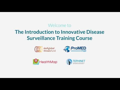 Introduction to Innovative Disease Surveillance Course