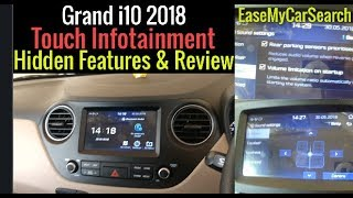 Hyundai Grand i10 2018 Music System Review, Hidden Features and Cofigurations