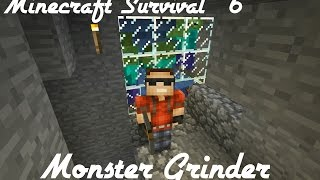 Download Lagu Minecraft Survival #6 Monster Grinder Gratis STAFABAND