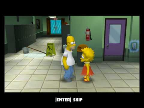 The Simpsons Hit & Run part 4 Video