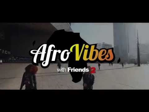 AfroVibes & Friends 2    Zulke dingen doe je    Choreo By Petit Afro