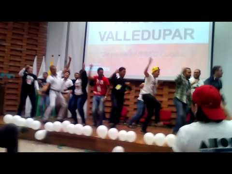 NPM 2014 Colombia - @Valledupar Roll Call