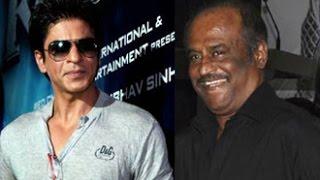 Rajini villain for Shahrukh in Hindi