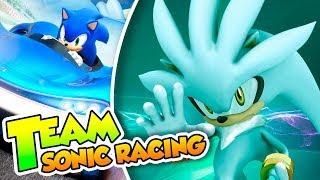 ¡El día de pillar! - 06 - Team Sonic Racing (PS4 PRO) DSimphony
