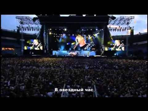 Metallica The Memory Remains clip и перевод