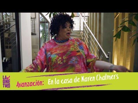 Avanzación   En la casa de Karen Chalmers