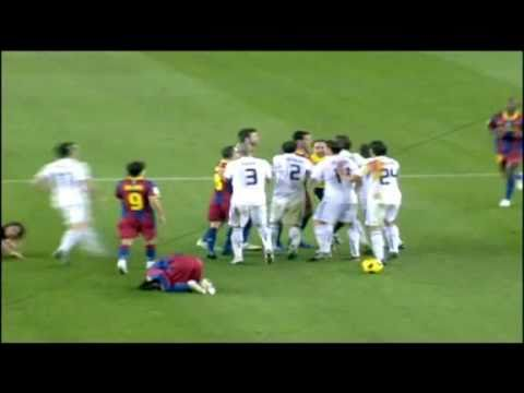 Barcelona Vs Real Madrid (5-0) (resumen Completo - Espn) (lunes, 29 Nov. 2010) video