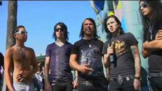 Warped Tour - Webisode #3 - Escape The Fate