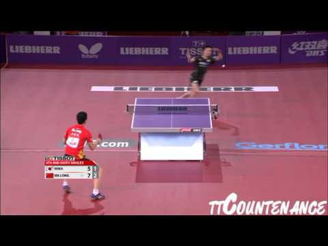 WTTC: Ma Long-Koki Niwa