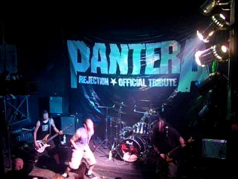 Pantera Official tribute-REJECTION