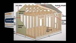 Shed Designs - How To Build That Dream Shed Download It Free