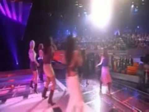Girls Aloud - Pstr_ Love Shack