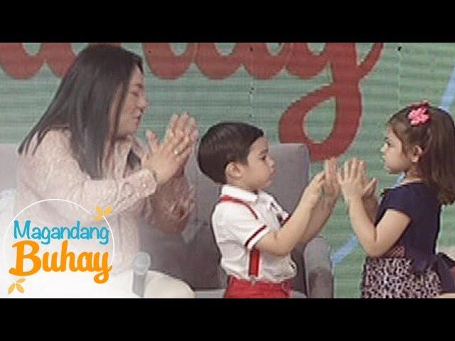 Magandang Buhay: Cute version of Pak Ganern