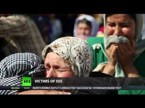 'Convert or die' Stranded Yazidi refugees on ISIS threats (EXCLUSIVE)