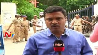 అక్బరుద్దీన్ పై దాడి కేసు లో ఇవాళ నాంపల్లి కోర్టు తీర్పు || Live Updates from Court