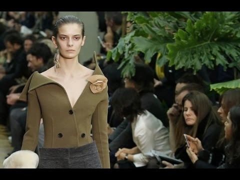 Celine | Fall Winter 2014/2015 Full Fashion Show | Exclusive Video