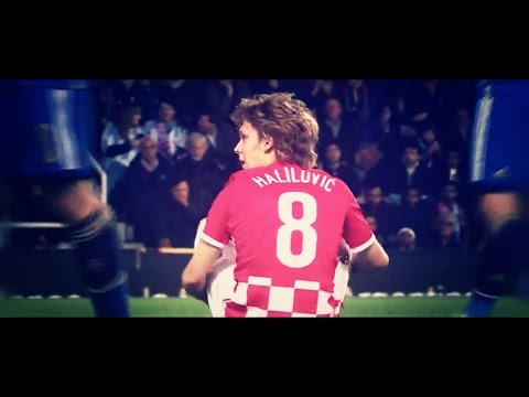 Alen Halilović vs Argentina - Individual Highlights - 2014/11/12