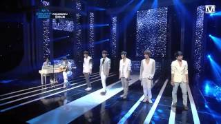 [LIVE 繁中字] 120517 INFINITE - Only Tears + The Chaser @ Comeback Stage