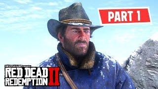 Red Dead Redemption 2 Walkthrough Gameplay Part 1 (RDR2)