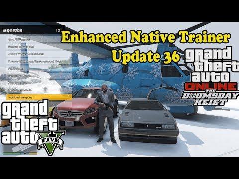 Enhanced Native Trainer Update 36