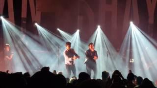 Download Lagu Lately live Dan + Shay at the Murat Gratis STAFABAND