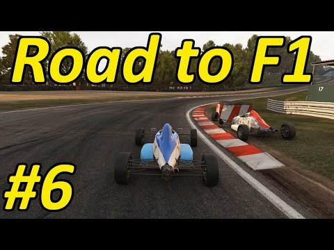 Project CARS Career Mode Part 6: Formula Rookie (Road to Formula One)